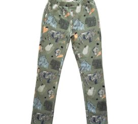 Hebe Nashoerner Thermo Leggings Kinder