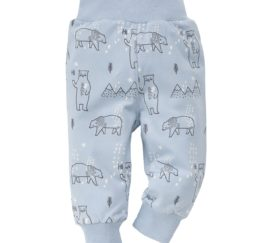 Baby / Jungen Leggings in hellblau North