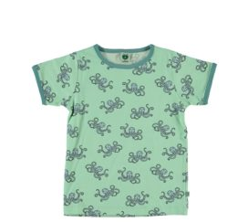 smafolk T-Shirt in mint, kurzarm